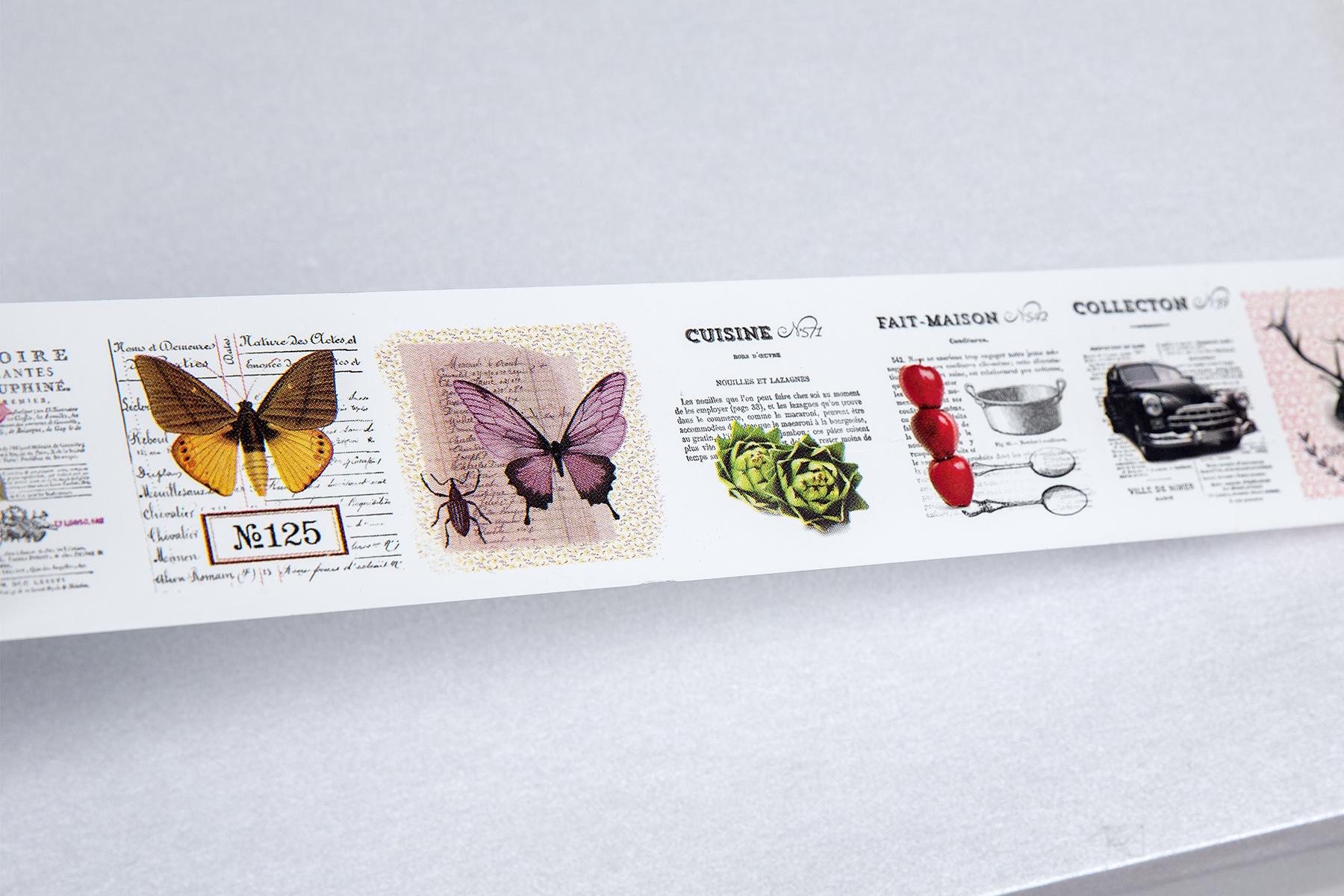 Cinta adhesiva personalizada sellos